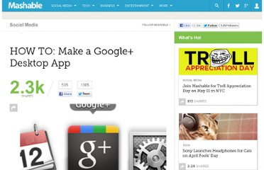 http://mashable.com/2011/07/12/create-google-plus-desktop-app/