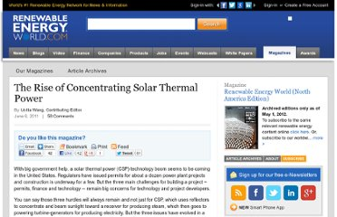 http://www.renewableenergyworld.com/rea/news/article/2011/06/the-rise-of-concentrating-solar-thermal-power