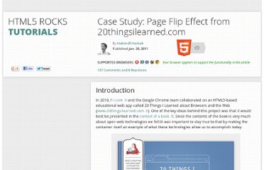 http://www.html5rocks.com/en/tutorials/casestudies/20things_pageflip.html#toc-examples