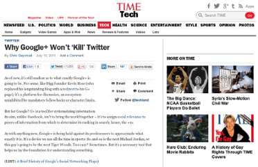 http://techland.time.com/2011/07/13/why-google-wont-kill-twitter/