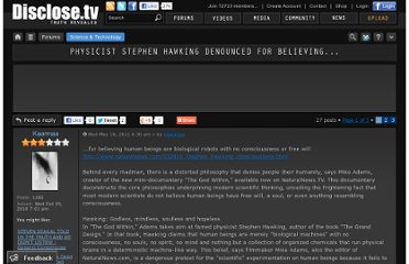 http://www.disclose.tv/forum/physicist-stephen-hawking-denounced-for-believing-t51725.html