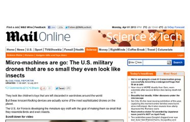 http://www.dailymail.co.uk/sciencetech/article-2013802/U-S-military-drones-small-look-like-insects.html