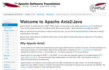 http://axis.apache.org/axis2/java/core/