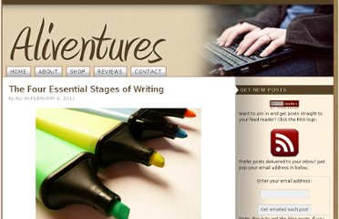 http://www.aliventures.com/essential-writing-stages/