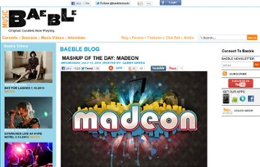 http://www.baeblemusic.com/musicblog/7-13-2011/Mashup-of-the-Day-Madeon.html