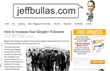 http://www.jeffbullas.com/2011/07/14/how-to-increase-your-google-followers/