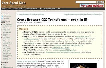 http://www.useragentman.com/blog/2010/03/09/cross-browser-css-transforms-even-in-ie/