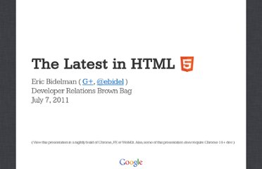 http://html5-demos.appspot.com/static/html5-whats-new/template/index.html#1