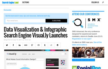http://searchengineland.com/data-visualization-infographic-search-engine-visual-ly-launches-85435