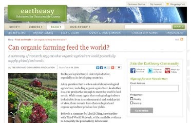 http://eartheasy.com/blog/2009/01/can-organic-farming-feed-the-world/