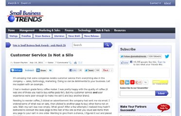 http://smallbiztrends.com/2011/07/customer-service-not-silo.html