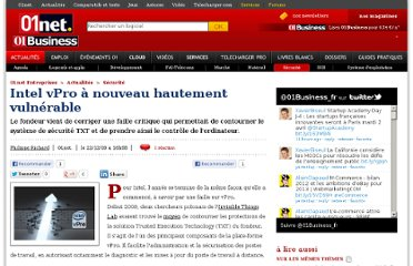 http://pro.01net.com/editorial/510258/intel-vpro-a-nouveau-hautement-vulnerable/