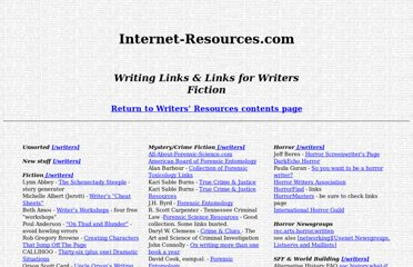 http://www.internet-resources.com/writers/wrlinks-fiction.htm