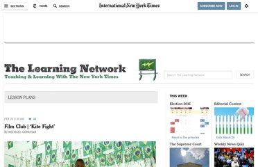 http://learning.blogs.nytimes.com/category/lesson-plans/
