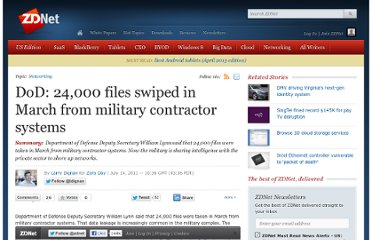 http://www.zdnet.com/blog/security/dod-24000-files-swiped-in-march-from-military-contractor-systems/9026