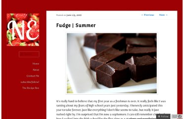 http://notoriousexperiments.wordpress.com/2011/06/29/fudge-summer/