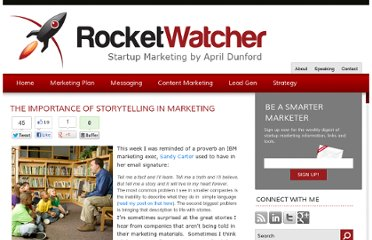 http://www.rocketwatcher.com/blog/2009/02/the-importance-of-storytelling-in-marketing.html