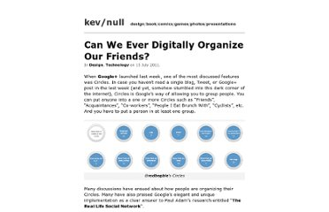 http://kevnull.com/2011/07/can-we-ever-digitally-organize-our-friends.html