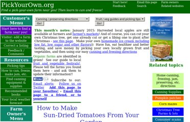 http://www.pickyourown.org/tomatoes_sun_dried.htm