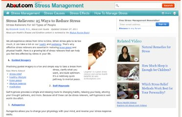 http://stress.about.com/od/tensiontamers/a/stressrelievers.htm