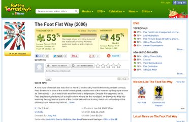 http://www.rottentomatoes.com/m/the-foot-fist-way/