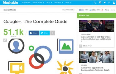 http://mashable.com/2011/07/16/google-plus-guide/