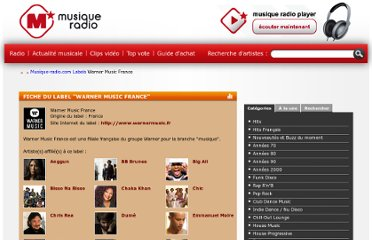http://www.musiqueradio.com/fiche_label25_warner-music-france.php