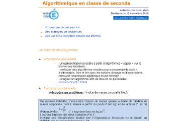 http://mathematiques.ac-bordeaux.fr/lycee2010/tice_algorithmique/seconde/ticealgo2_index.htm#P3