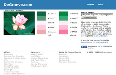 http://www.degraeve.com/color-palette/index.php