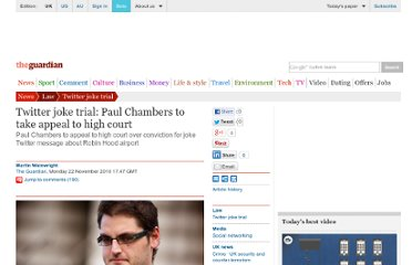 http://www.guardian.co.uk/law/2010/nov/22/twitter-joke-trial-paul-chambers-appeal