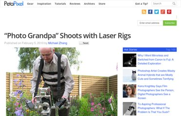 http://www.petapixel.com/2010/02/05/photo-grandpa-shoots-with-laser-rigs/