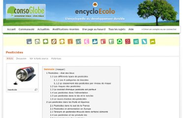 http://www.encyclo-ecolo.com/Pesticides#Teneurs_en_pesticides_trouv.C3.A9s_dans_certains_aliments