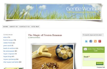 http://gentleworld.org/the-magic-of-frozen-bananas/