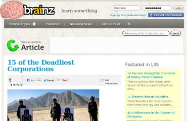 http://brainz.org/15-deadliest-us-corporations/