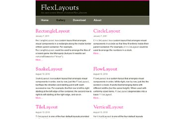 http://flexlayouts.org/gallery/