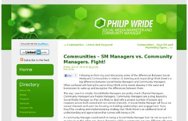 http://pwride.co.uk/index.php/2011/07/communities-sm-managers-vs-community-managers-fight/