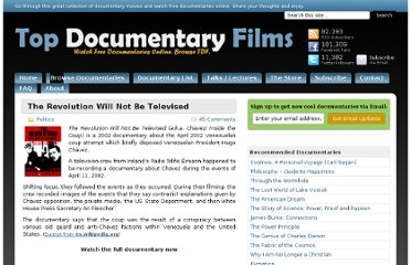 http://topdocumentaryfilms.com/the-revolution-will-not-be-televised/