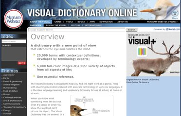 http://visual.merriam-webster.com/about-visual_overview.php
