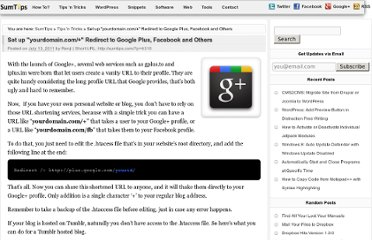 http://sumtips.com/2011/07/set-up-domain-redirect-google-plus.html