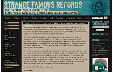 http://www.strangefamousrecords.com/about/label/