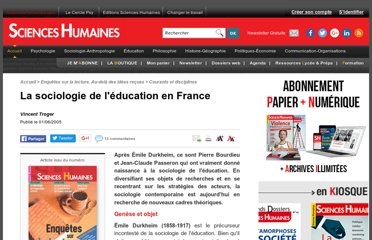 http://www.scienceshumaines.com/la-sociologie-de-l-education-en-france_fr_5010.html