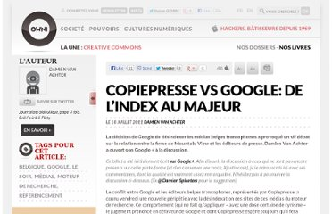http://owni.fr/2011/07/18/copiepresse-vs-google-de-l%e2%80%99index-au-majeur/