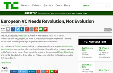 http://techcrunch.com/2011/07/18/destin-european-vc-needs-revolution-not-evolution/