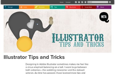 http://themetaq.com/articles/illustrator-tips-and-tricks