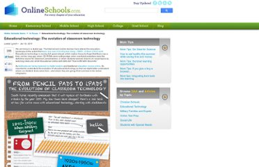 http://www.onlineschools.com/in-focus/educational-technology