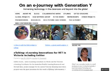 http://murcha.wordpress.com/2010/07/25/etalking-elearning-innovations-for-vet-in-victoria-including-twitter/