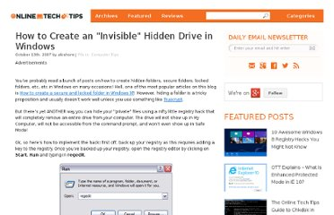 http://www.online-tech-tips.com/computer-tips/how-to-create-an-invisible-hidden-drive-in-windows/