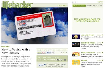 http://lifehacker.com/5822345/how-to-steal-a-dead-persons-identity