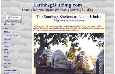 http://earthbagbuilding.com/projects/sandbagshelters.htm