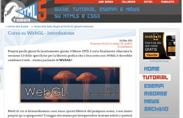 http://www.html5today.it/tutorial/corso-webgl--introduzione